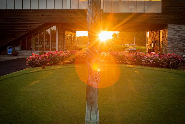 Sunrise at Blessings 600x400